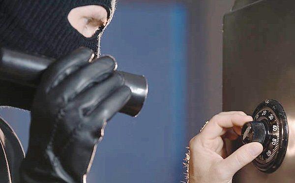 Ασφάλειες Κλοπής ή Διάρρηξης Χρηματοκιβωτίου
